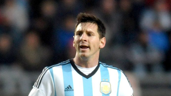 Messi, Argentina Florerias |