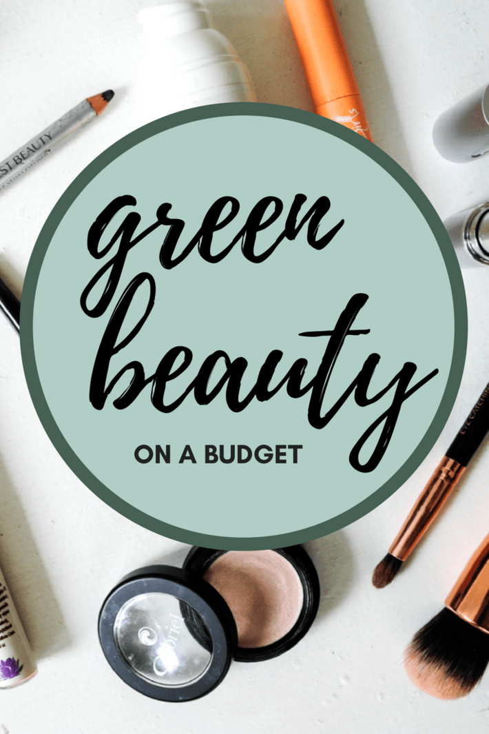 Nontoxic Makeup On A Budget: You Can Have It All #organicmakeup
