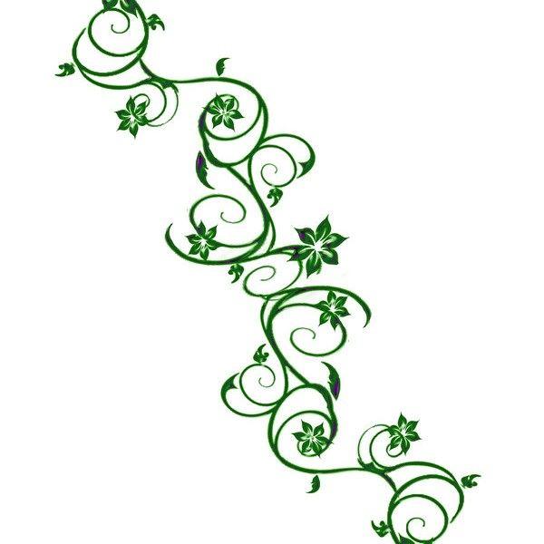Tattoo Designs Vines: ... Green Vine Tattoo Design Tattoos