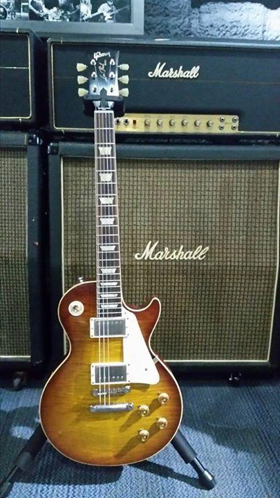 Les Paul Gallery — Guitar Stories USA   An Electric Guitar Blog