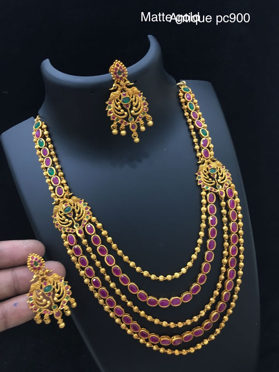 Pin by rajya lakshmi on things to wear pinterest gold jewellery