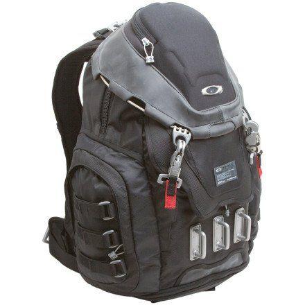 Oakley Kitchen Sink Pack Black Black Backpack Oakley Bag Oakley Backpack
