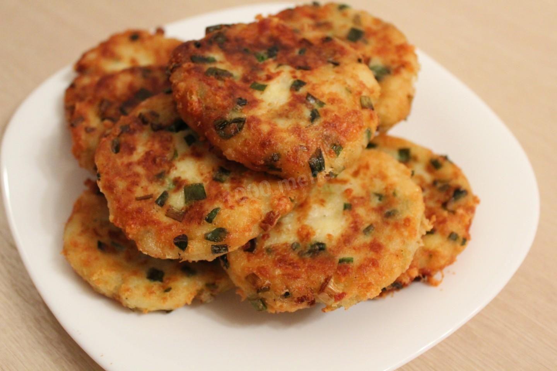 картофельные оладьи из пюре рецепт с фото есть имеете возможность