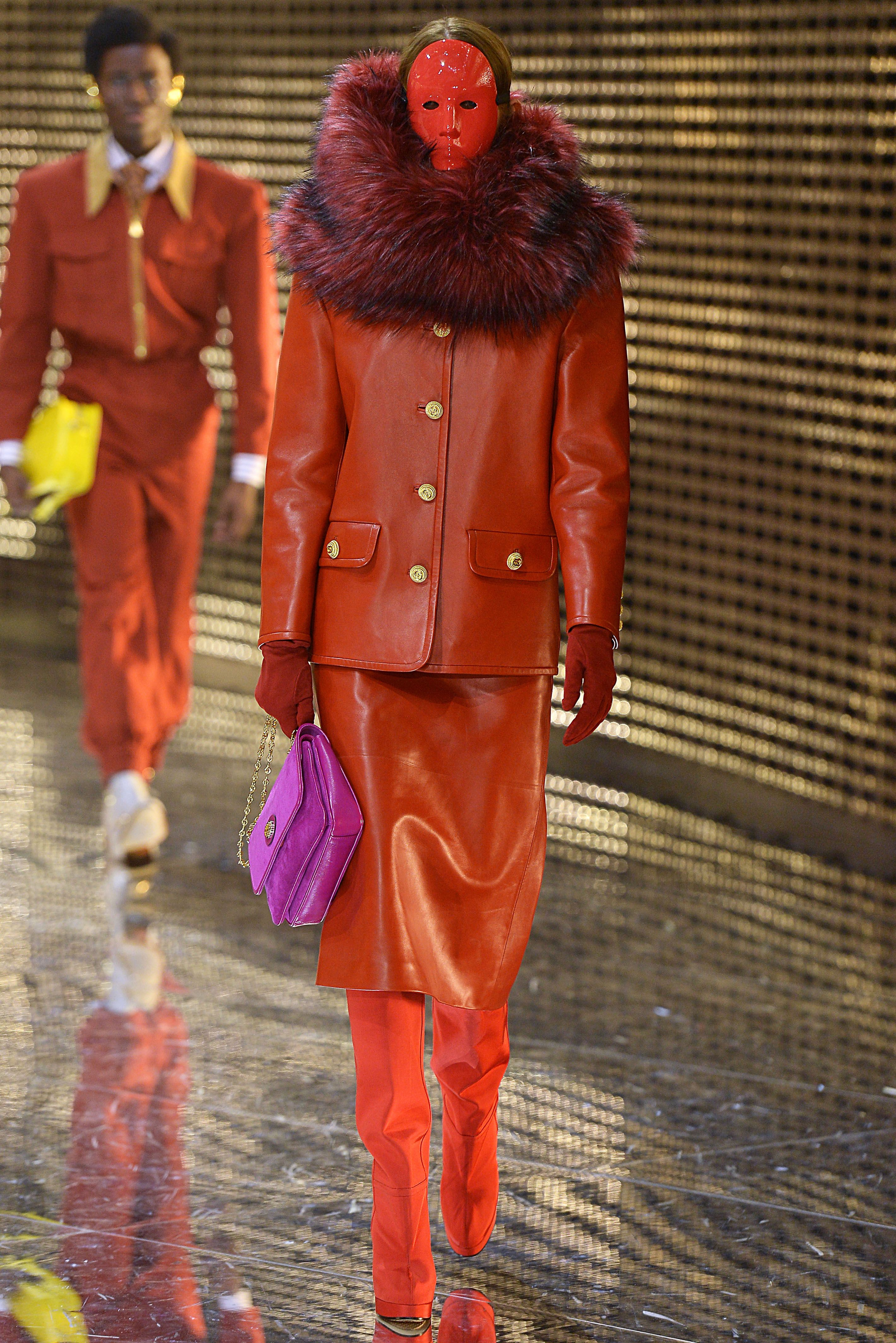 GUCCI / Fall 2019 / Milan Fetishwear, Fashion collection