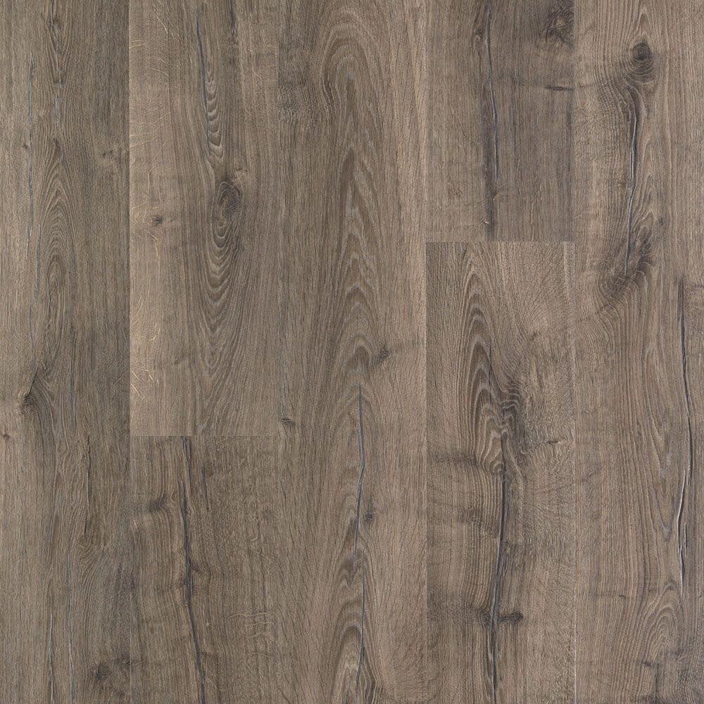 Pergo Outlast Waterproof Vintage Pewter Oak 10 Mm T X 7 48 In W X 47 24 In L Laminate Flooring 19 63 Sq Ft Case Lf000848 The Home Depot In 2021 Fake