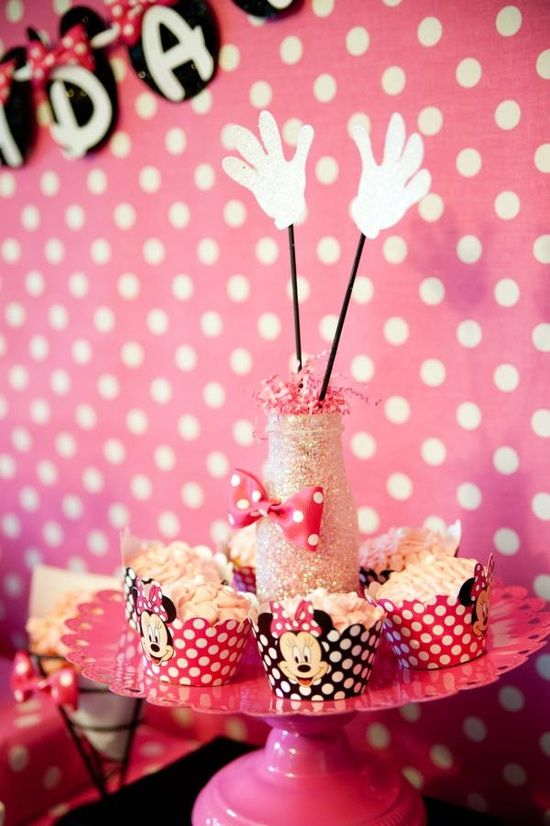food ideas for minnie mouse birthday party | Birthday/ Party Ideas/Food / Minnie Mouse 5th Birthday Party