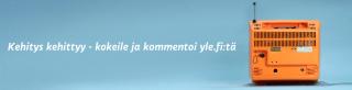 Metatiedot kuntoon - Miksi ja miten? Ylellä on puhuttu viime aikoina paljon metatiedosta. Lisäksi on päätetty, että Ylen metatiedot pitää saada kuntoon, jotta Ylen sisältöjen löydettävyys paranisi etenkin verkossa.   Millainen kuntoutus metatiedoille sitten tarvitaan ja miten kunto edistää Ylen tavoittavuutta? Kim Viljasen blogi:http://blogit.yle.fi/kehitys-kehittyy/metatiedot-kuntoon-miksi-ja-miten