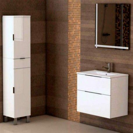 Mueble Bano Comet 60 Fondo Reducido En 2019 Banos Bathroom