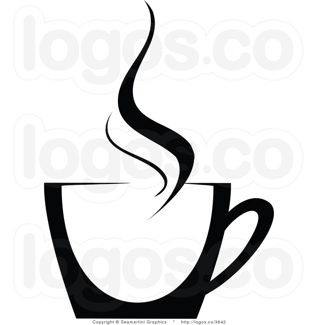 coffee clip art free clipart illustration of coffee logo this