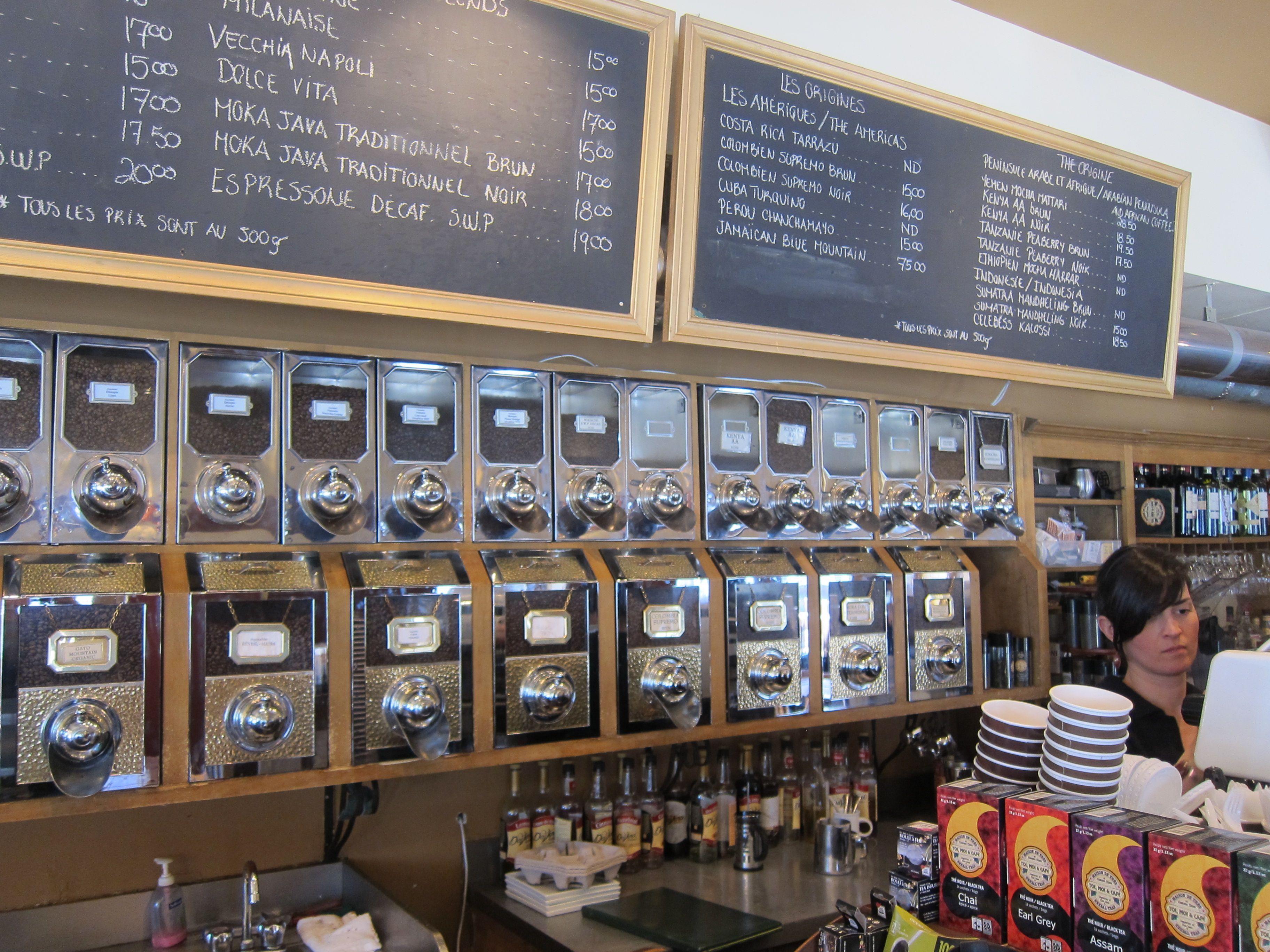 les meilleurs caf u00e9s pour  u00e9tudier  u00e0 montr u00e9al  avec wi