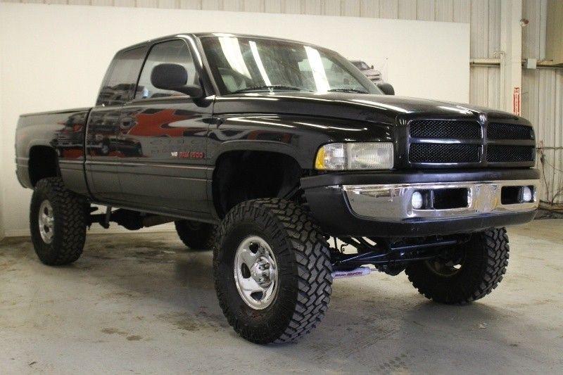 1998 Dodge Ram 1500 4x4 Laramie Sport 5 Speed Dodge Ram Dodge Ram 1500 Monster Trucks