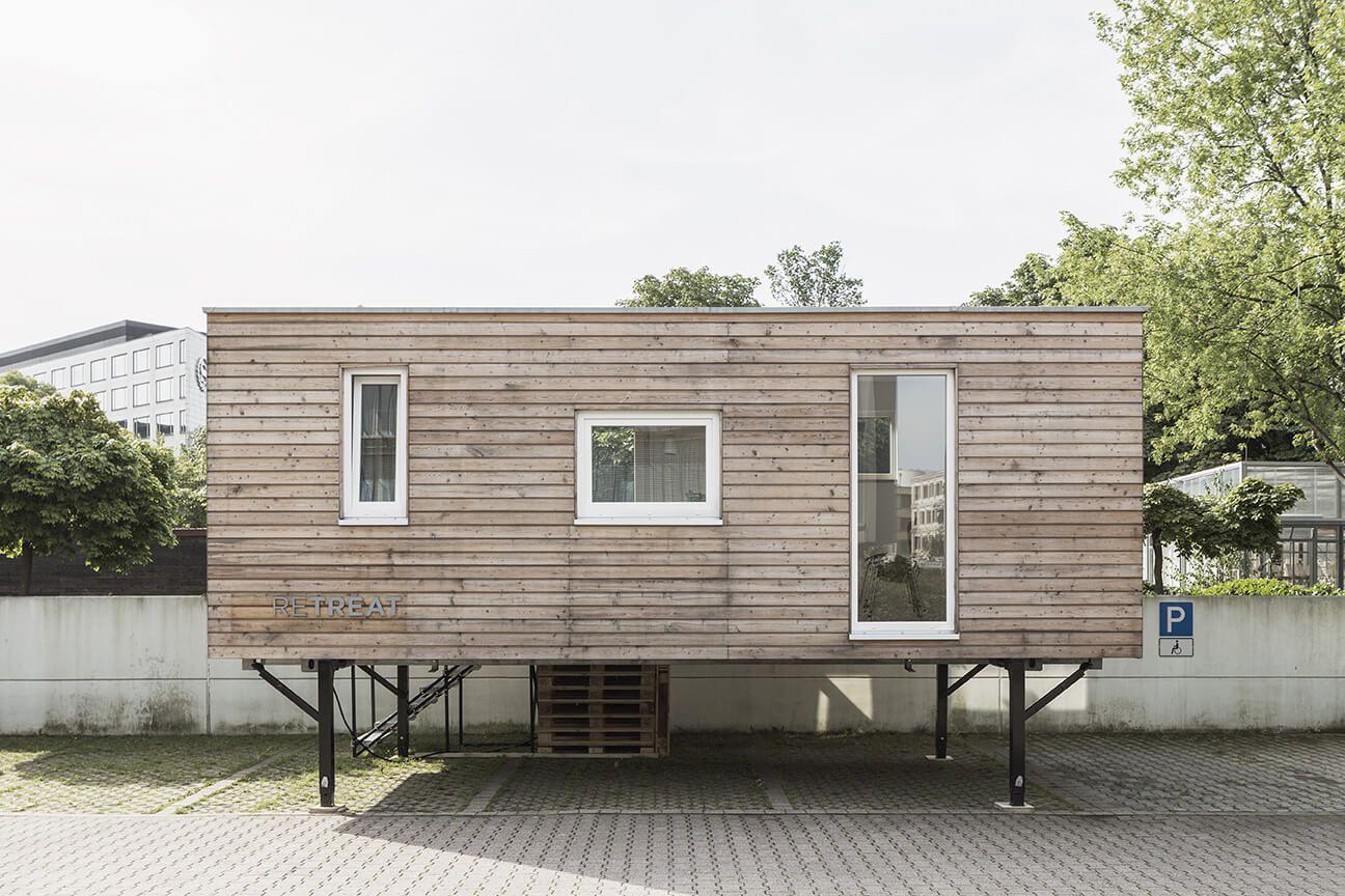 Tiny Houses Kleine Häuser mit großer Wirkung Mikrohaus