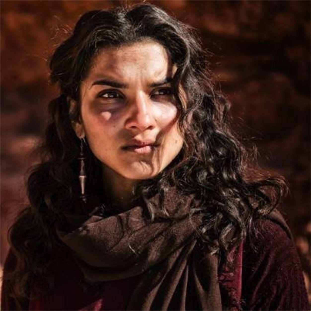 Amber Rose Revah Kira The bible movie, The bible