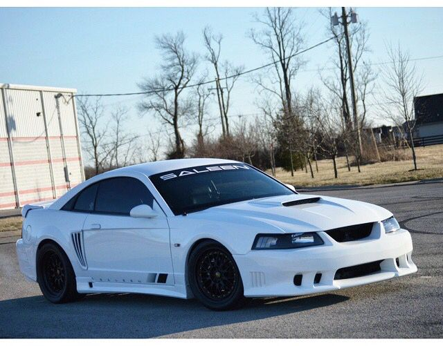 Ford Mustang 2000 Saleen Mustang S281
