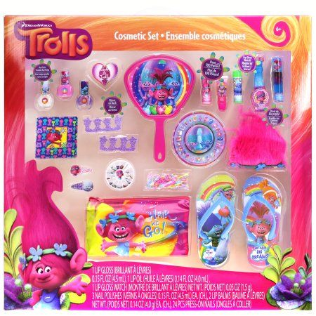 Trolls Mega Cosmetic Set | Cosmetic