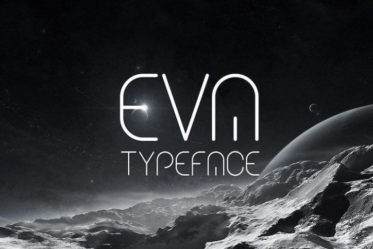 25 Sci-Fi and Techno Fonts for Futuristic Designs - Super Dev Resources