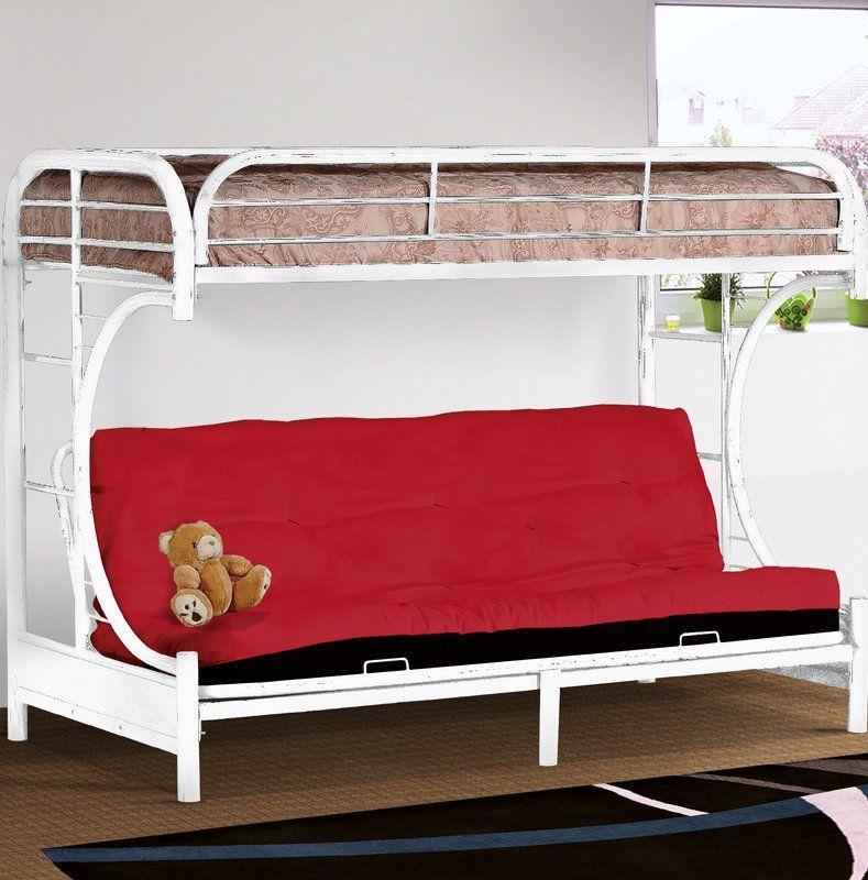 Twin Over Full Futon Bunk Bed Full Futon Futon Bunk Bed Cool