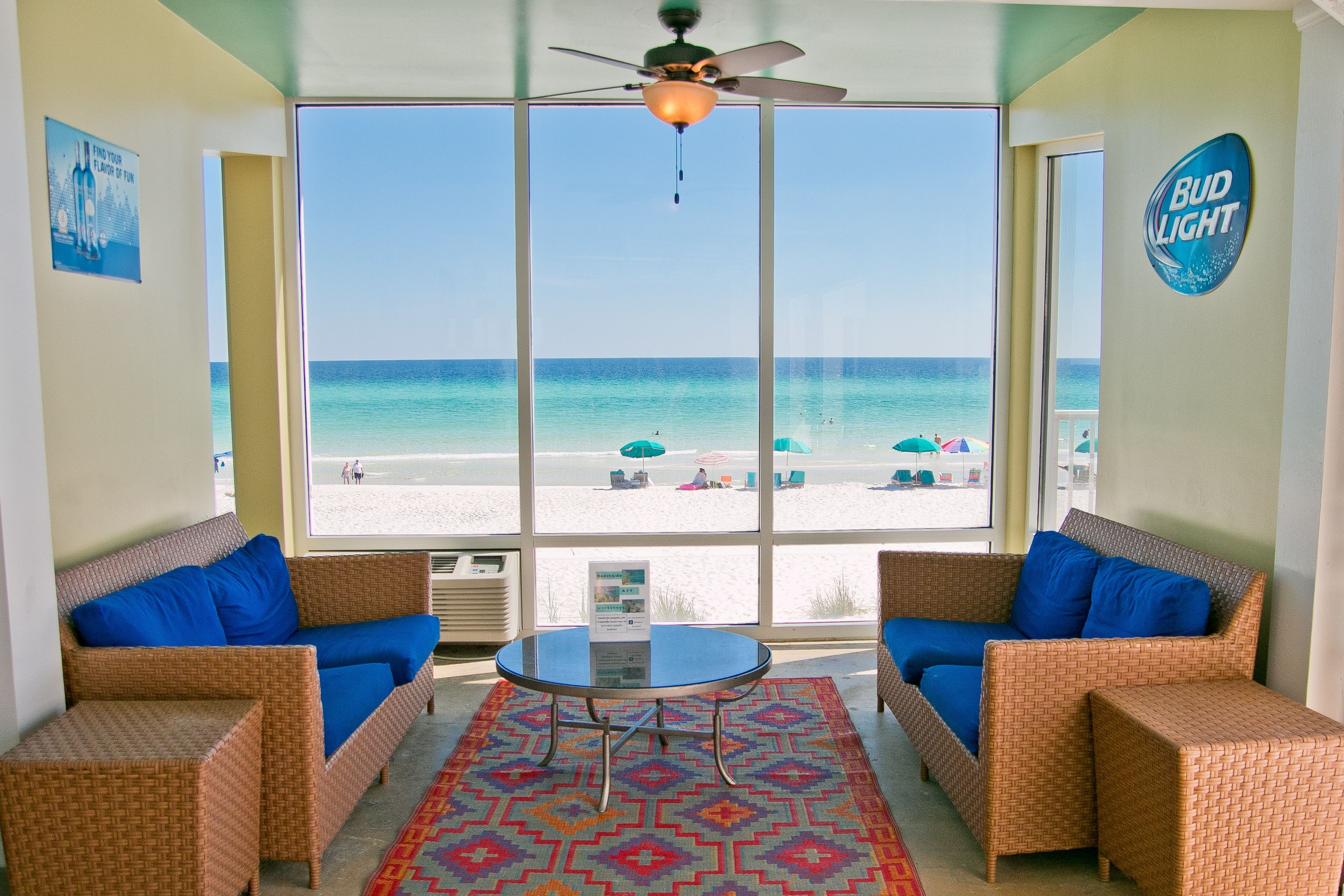 When You Hang Out At Beachside Resort In Pcb A Waterfront View Is Never Far Away Beachside Resort Resort Beachside