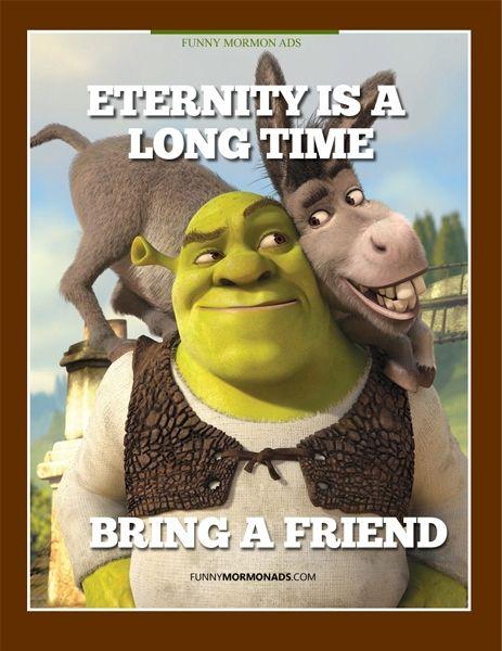 Esel, Zeichentrick, Lds Zitate, Lds Meme, Coole Sprüche, Heilige Der  Letzten Tage, Kirche Zitate, Shrek, Zeichen