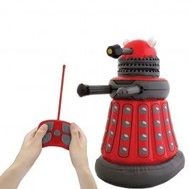 Giant Remote Control Dalek