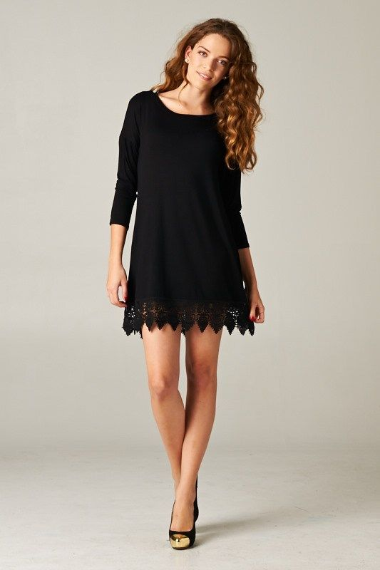 This Little Beautiful Black Dress Is Your Little Black Dress The 3