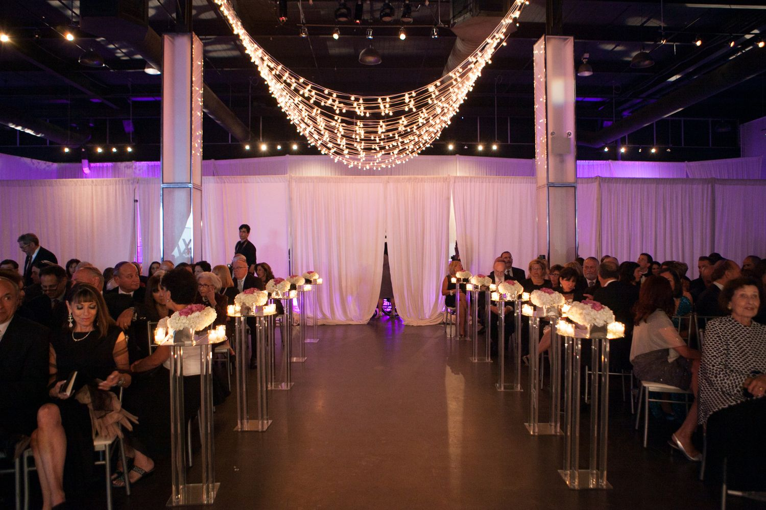 Wedding ceremony at the Warehouse Event Venue | RECEPTION ...