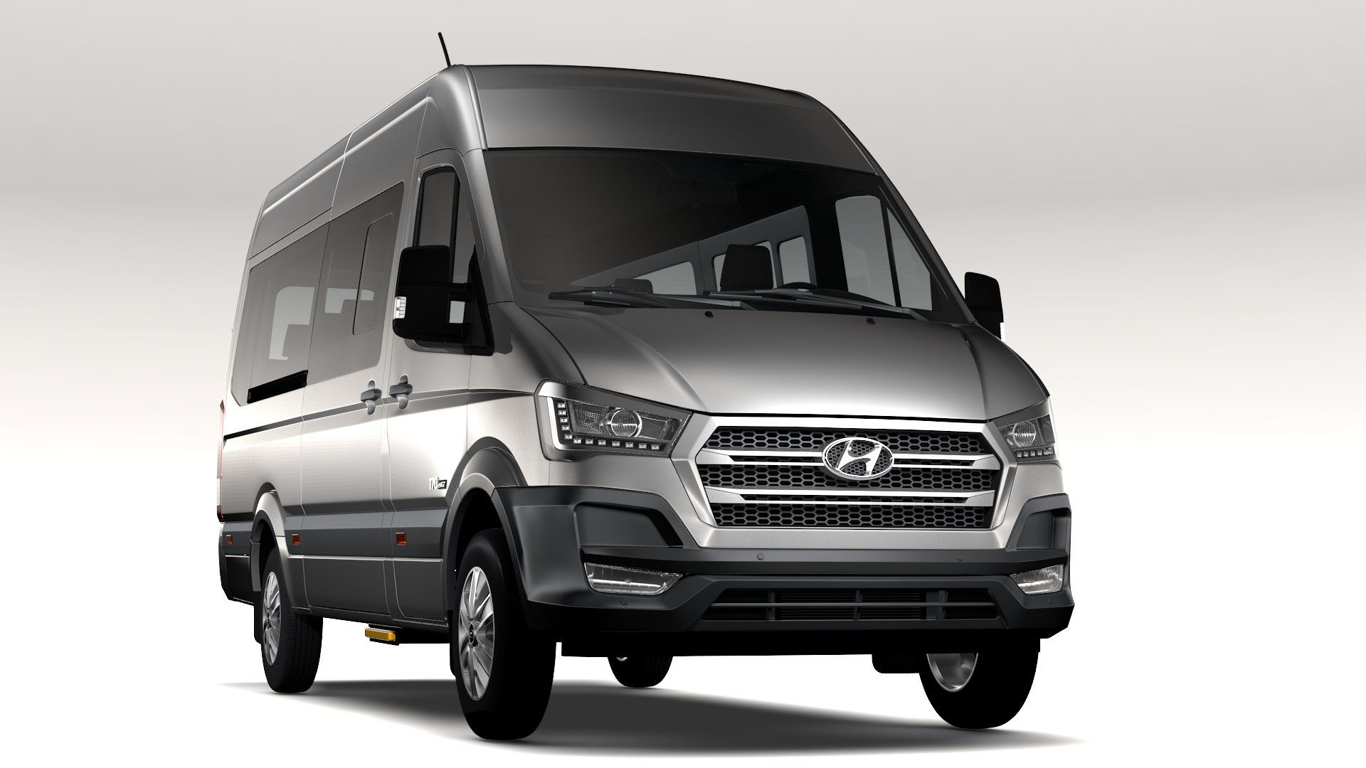 Hyundai H350 Minibus 2017 Team Models Hyundai Mini Bus