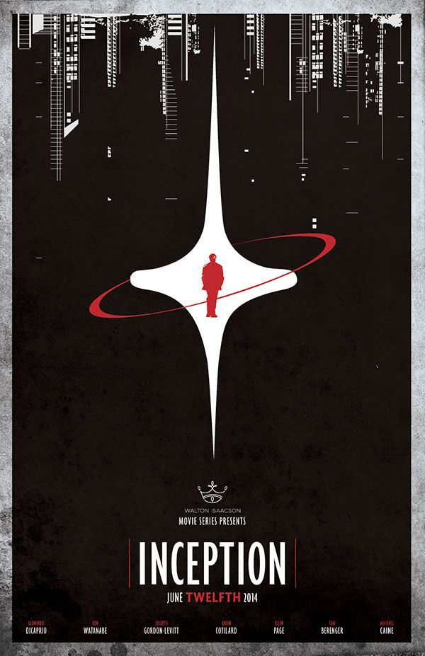 Minimalist Inception Poster On Behance Inception Poster Inception Poster Minimalist Inception Movie Poster