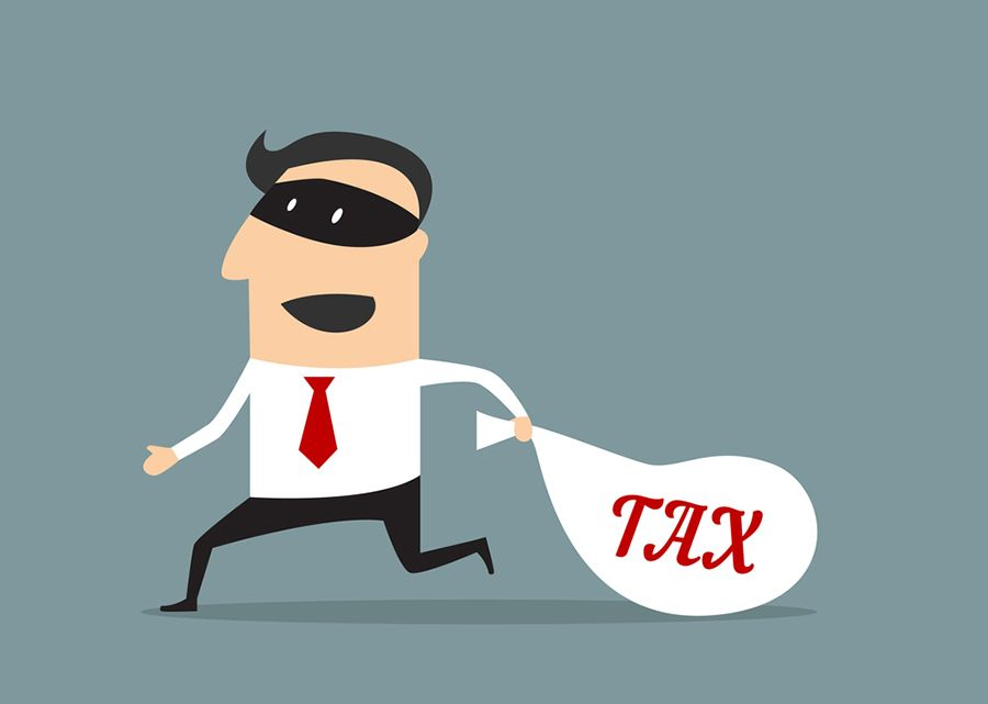 While identity theft is a major problem tax identity