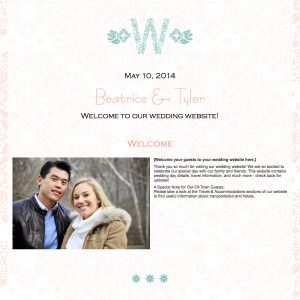 Shaylee S Wedding Website Weddingwire