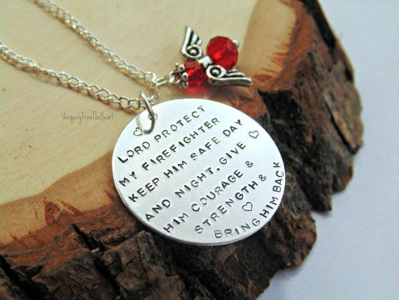 own create chain firefighter build necklace your jewelry chains expression girlfriend charm