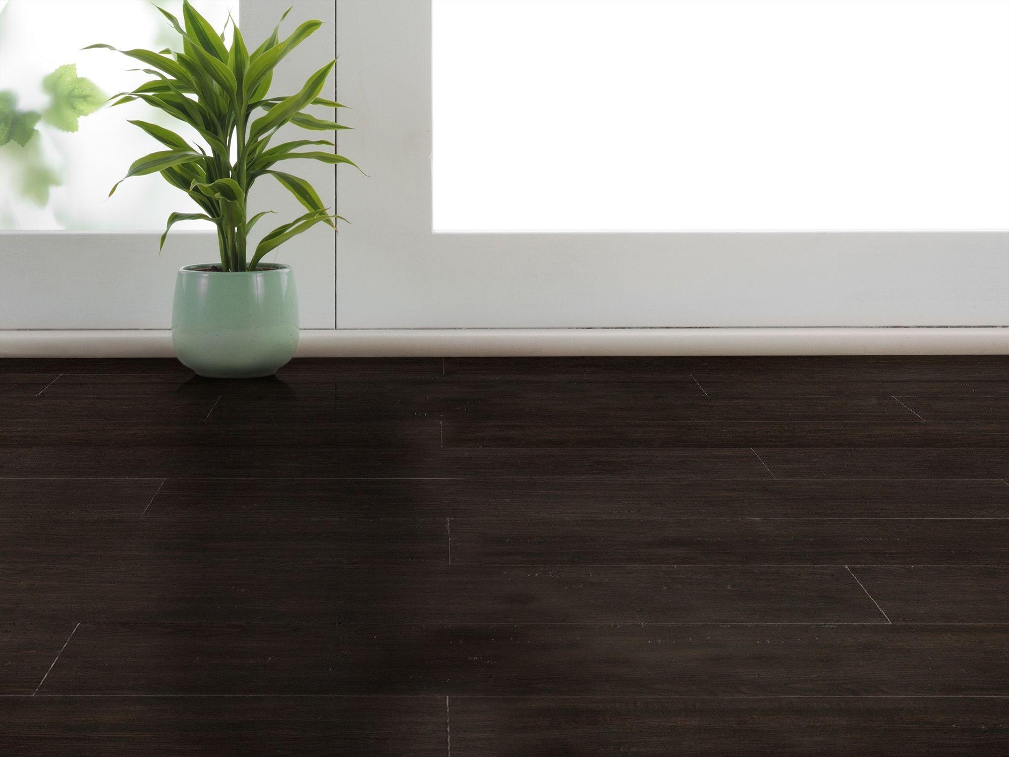 Vesdura Vinyl Planks 4 2mm Pvc Click Lock Buck Creek Collection Ebony Color Luxury Vinyl Tile Vinyl Flooring