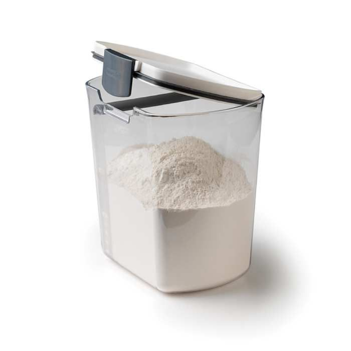 Rectangular Airtight Flour Keeper Flour Storage Container Flour Storage Flour Container