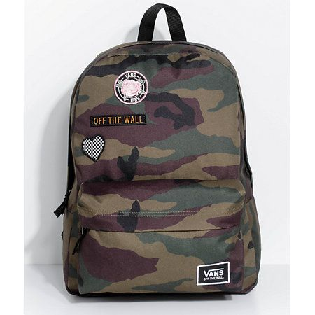 vans off the wall mochilas mujer