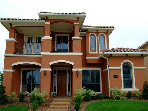 Florida home exterior paint color suggestions needed for Modern house colours exterior