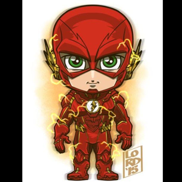 Arkham Knight The Flash Concept Lord Mesa Dessin De Super
