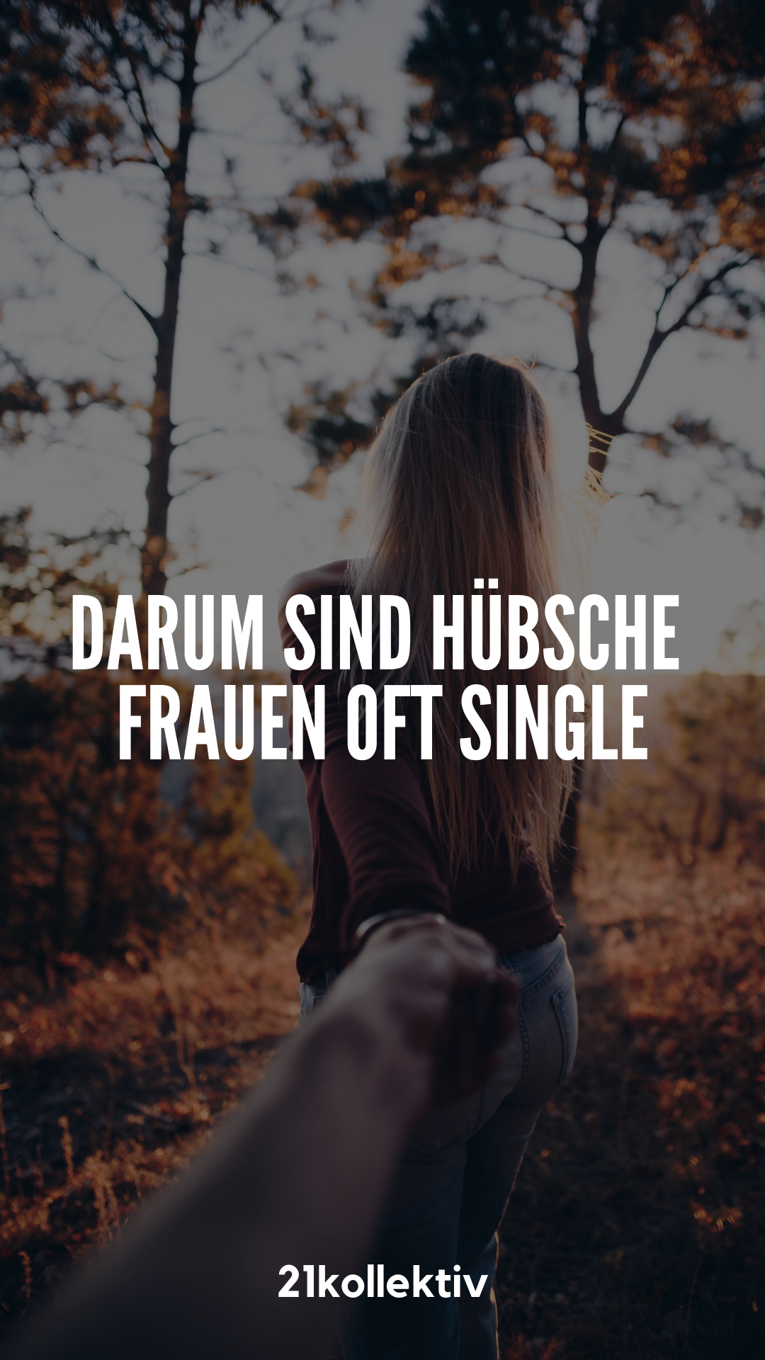 Attraktive frauen öfter single