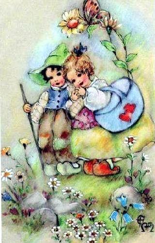 Ilustraciones antiguas buscar con google boys and - Ilustraciones infantiles antiguas ...