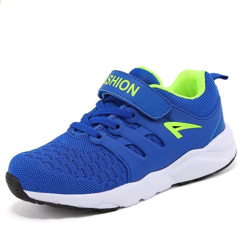 New Arrival Dzieci Chlopcy Dziewczeta Przyczynowe Buty Siatkowe Oddychajace Buty Sportowe Dzieciece Trampki Causal Shoes Sneakers Kids Sneakers