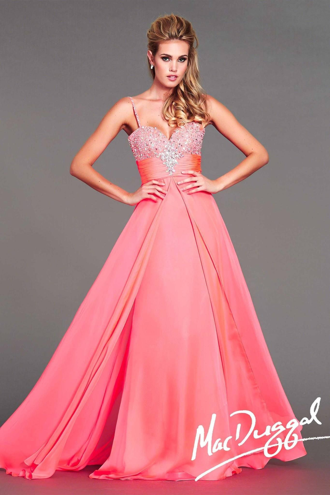 Duggal 64828 Neon Coral 16
