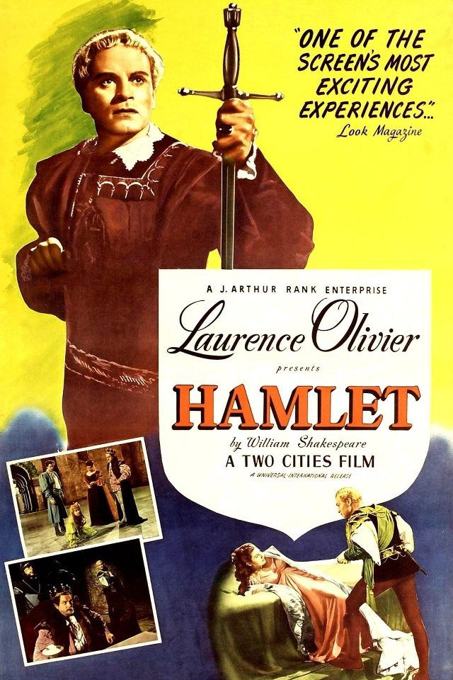 Hamlet, 1948.
