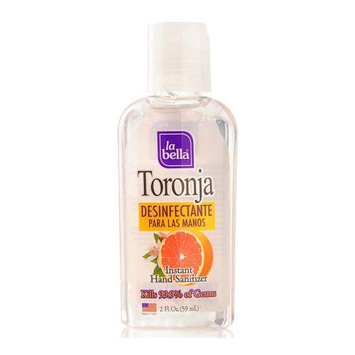 La Bella Toronja Instant Hand Sanitizer 2oz Hand Sanitizer