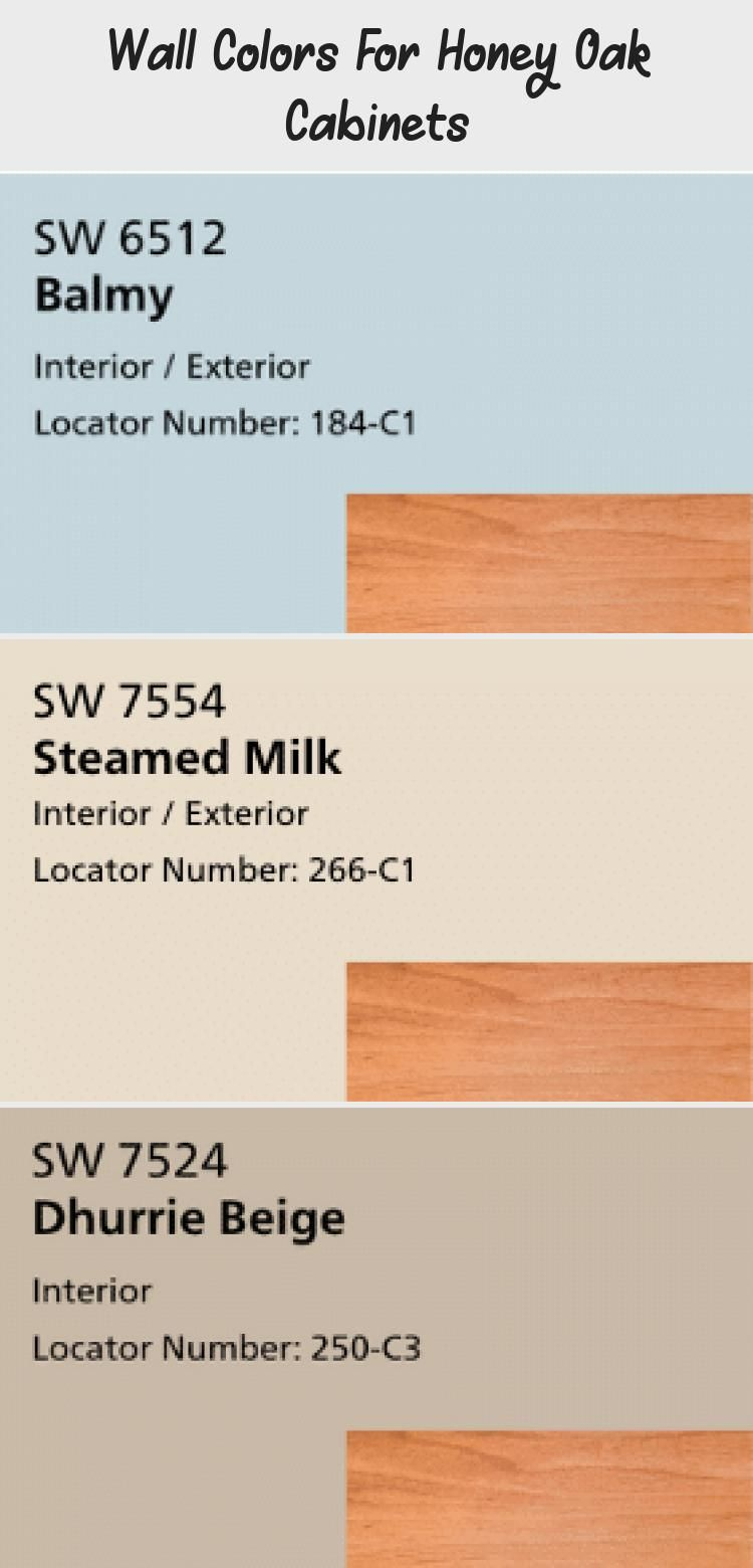 Wall Colors For Honey Oak Cabinets Kitchen Decor Honeyoakcabinets In 2020 Honey Oak Cabinets Oak Cabinets Oak Kitchen Cabinets