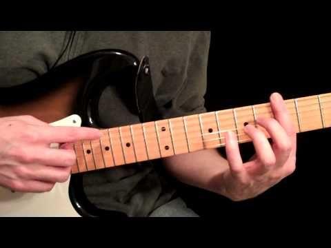 Harp Harmonics Introduction - Intermediate Guitar Lesson | Guitar ...