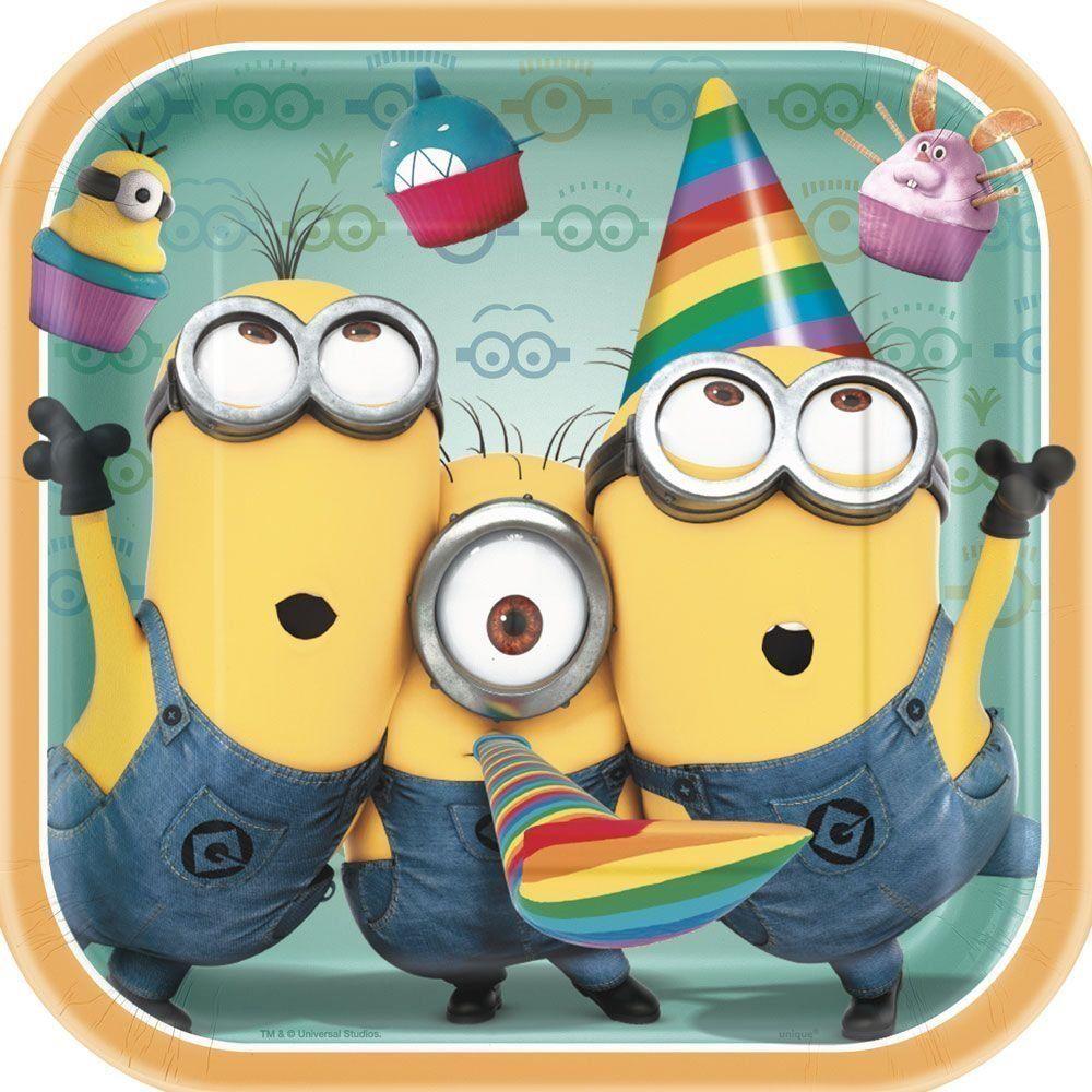 Aniversário dos Minions ★ Minions birthday