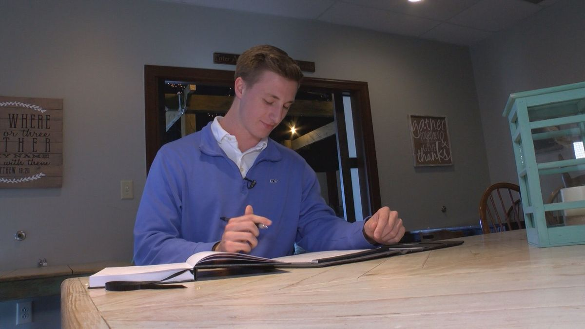 GREENVILLE, N.C. (WNCT) An ECU student turned rejection