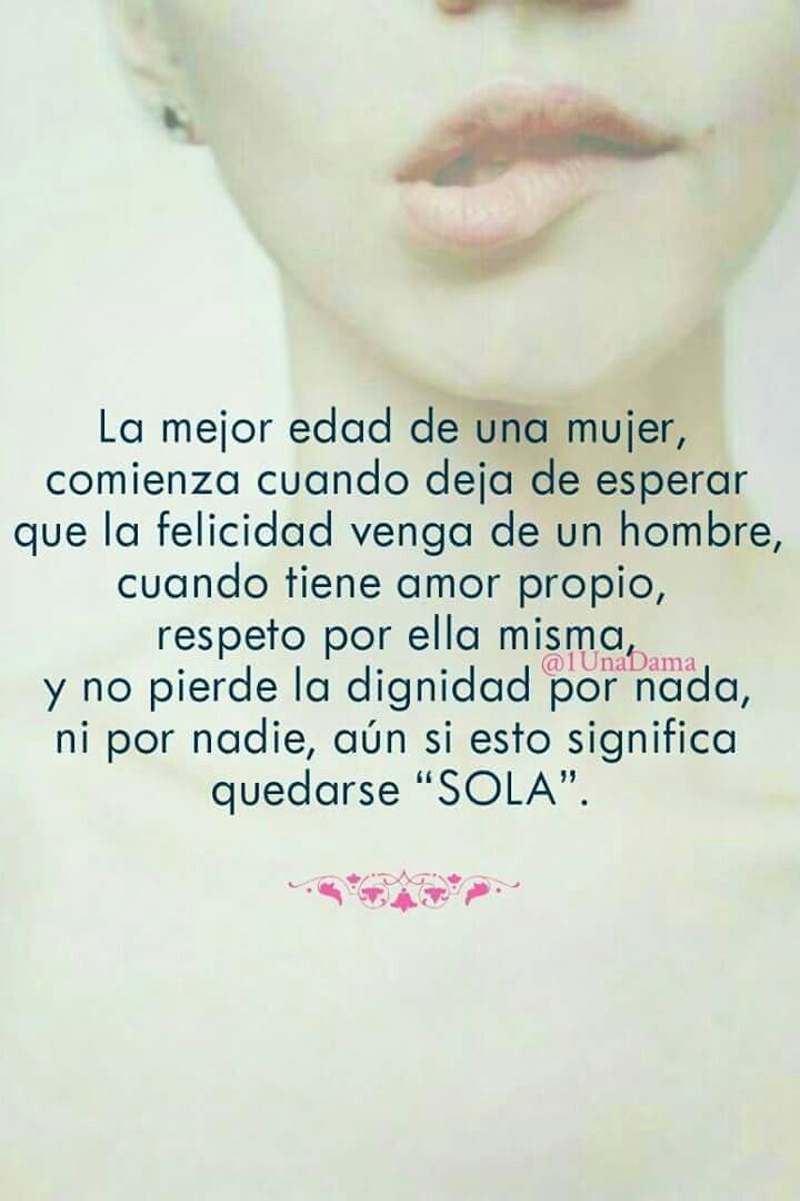 Pin De Kembly Brenes En Mujer Pinterest Frases Love Y Quotes