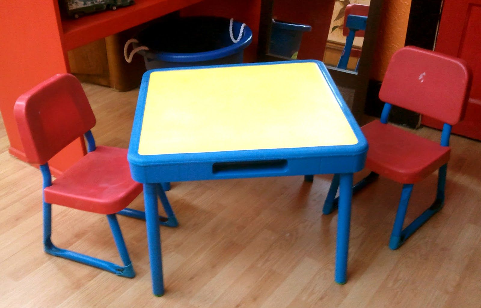 Fisher Price Table And Chairs My Whole Life Was This Table When A