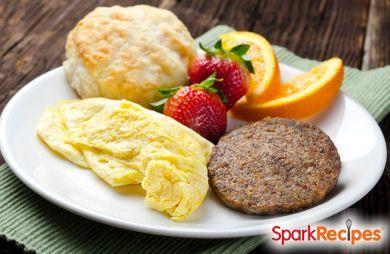 Low Sodium Breakfast Sausage Recipe Breakfast Sausages Breakfast Sausage Recipes And Sausage