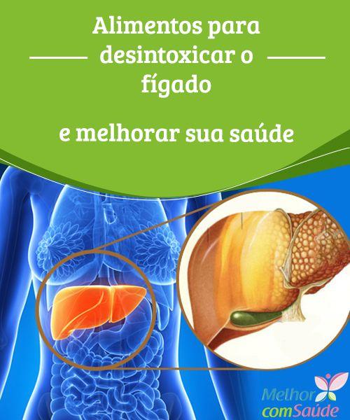 Alimentos Para Desintoxicar O Figado Alimentos Desintoxicar E